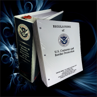 Customs & Border Protection Regulations (w/ Updates & Binder) ​
