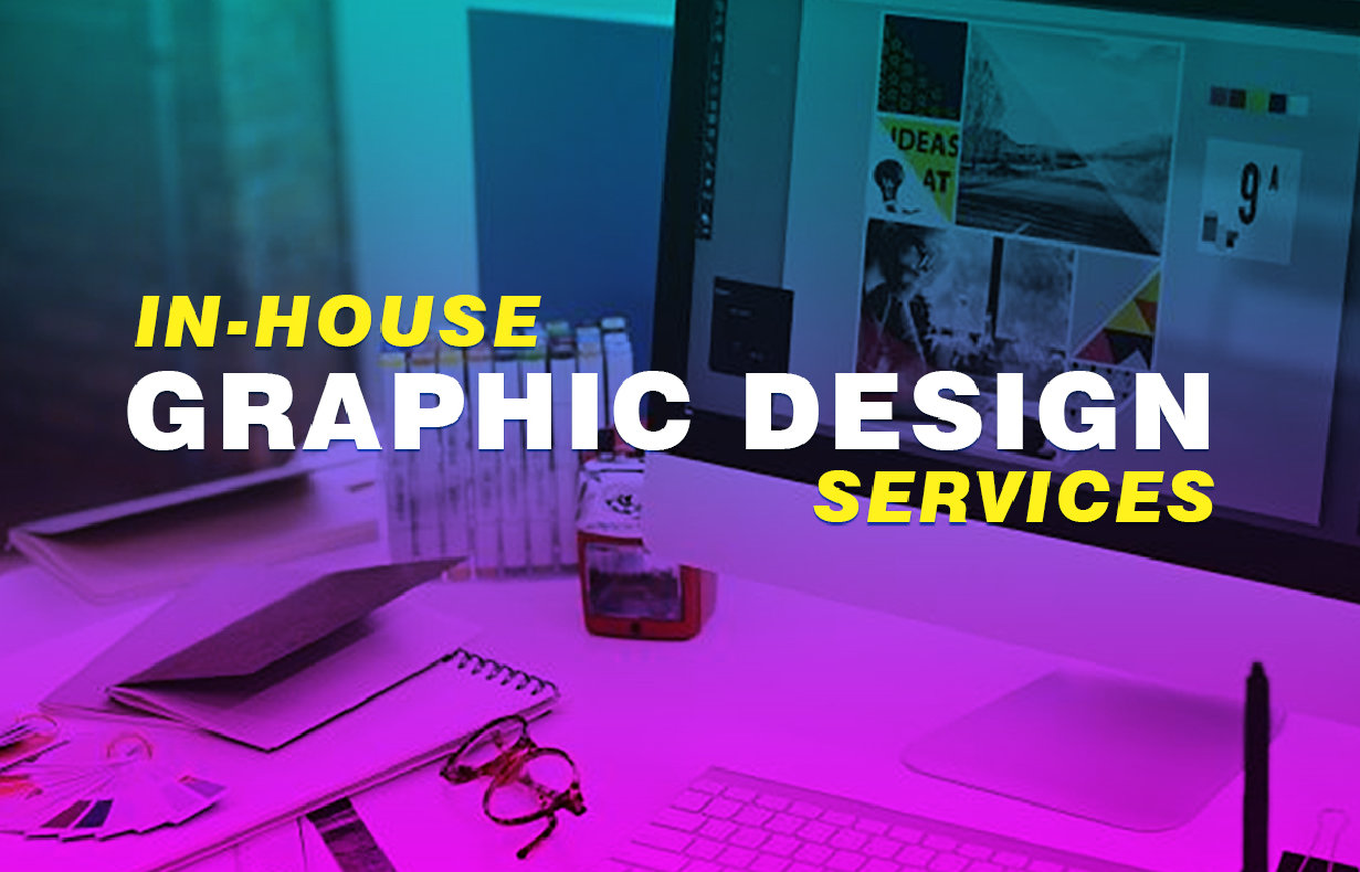 In-house graphic design services