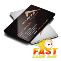 Sameday Gloss business cards