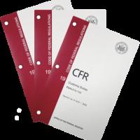 CFR-19 complete set 3 holes