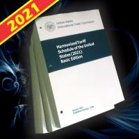 USITC Harmonized Tariff Schedule of United States 2021